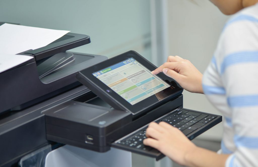 Things To Consider When Getting A Copier