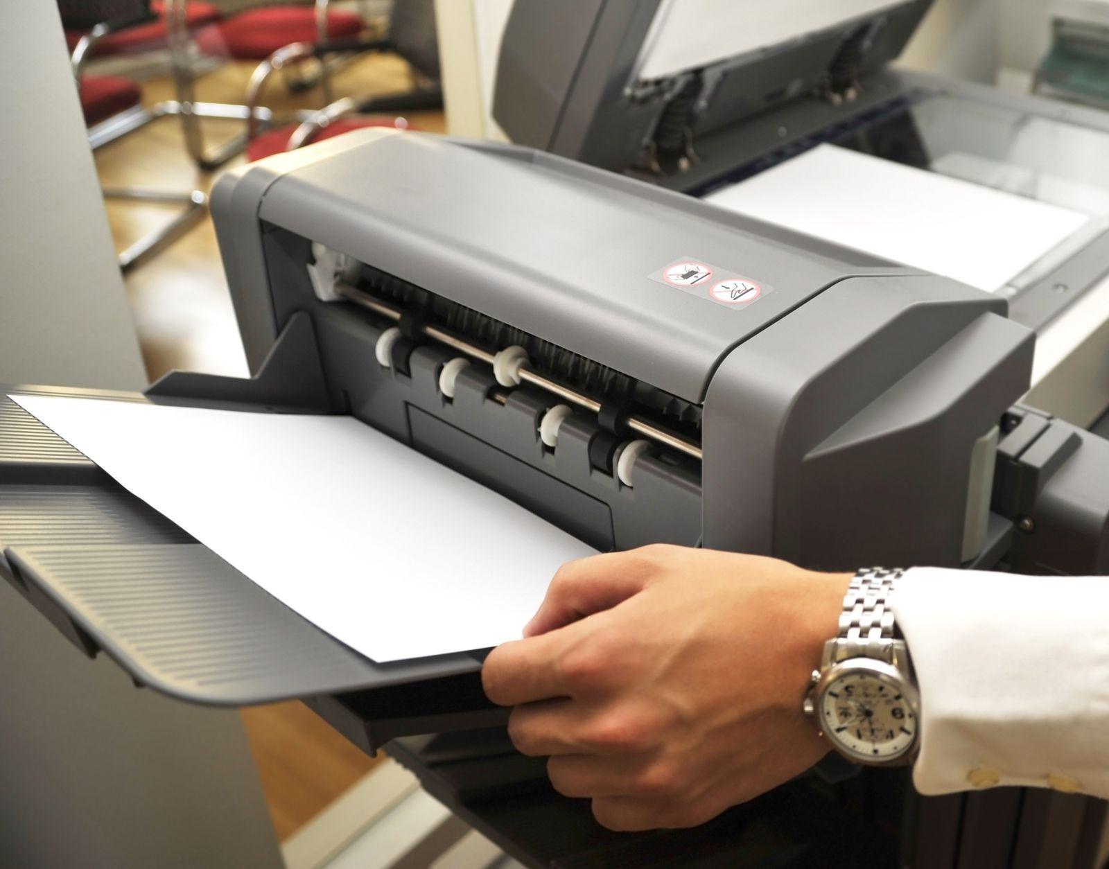 Disinfect Multifunction Printers
